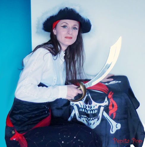 animation enfant pirate