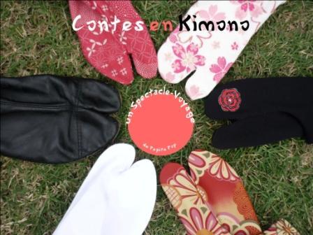 Contes en Kimono